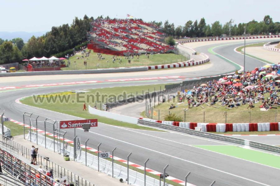 tribuna a gp barcelona tribuna a circuit de catalunya montmelo entradas circuit catalunya. Black Bedroom Furniture Sets. Home Design Ideas