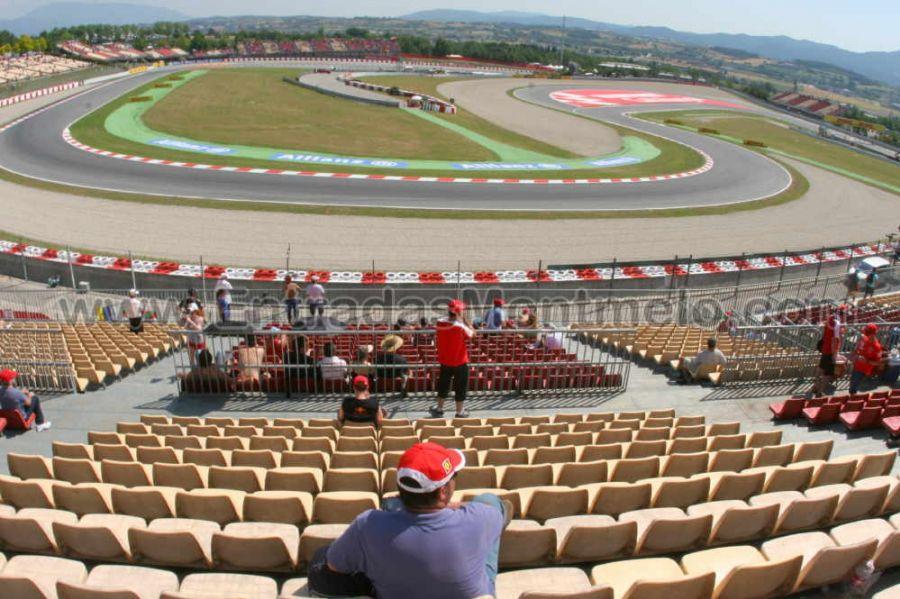 Circuito Montmelo : Tribuna b gp barcelona circuit de catalunya